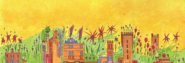 """Este in Fiore 2016 """"Di giardino in giardino"""""""