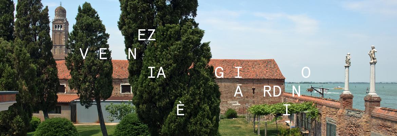 Venezia è Giardino al T Fondaco dei Tedeschi